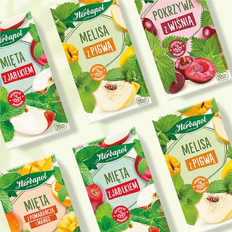 Herbatki ziołowo-owocowe